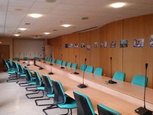 Salle du Conseil - CHI Montfermeil